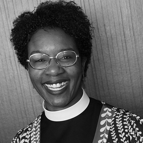 "Stephanie Spellers   Stephanie Spellers is an Episcopal priest and author who is known for fueling ""radical welcome"" in churches across the US.   Book:  Radical Welcome"