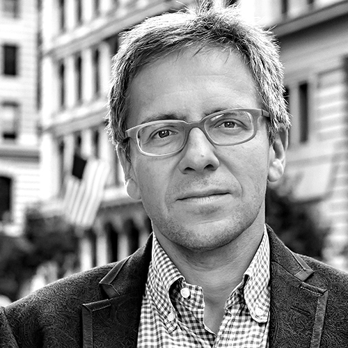 Ian Bremmer   Political theorist Ian Bremmer wants us to rethink global power. He's the president of political risk firm Eurasia Group and the author of five books, including his latest , Superpower.    Twitter: @ianbremmer