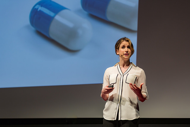 Rebecca Brachman Could a drug prevent depression? Neuroscientist Rebecca Brachman explores the potential of a drug that could stop depression and PTSD before they happen. Featured on TED.com