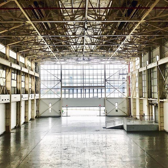 On the hunt for our 2019 venue... . . . . . #tedxnewyork #tedx #newyork #brooklynnavyyard