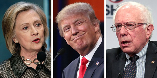 Between now and the November election, Ms. Clinton will turn 69, Mr. Trump 70, and Mr. Sanders 75.
