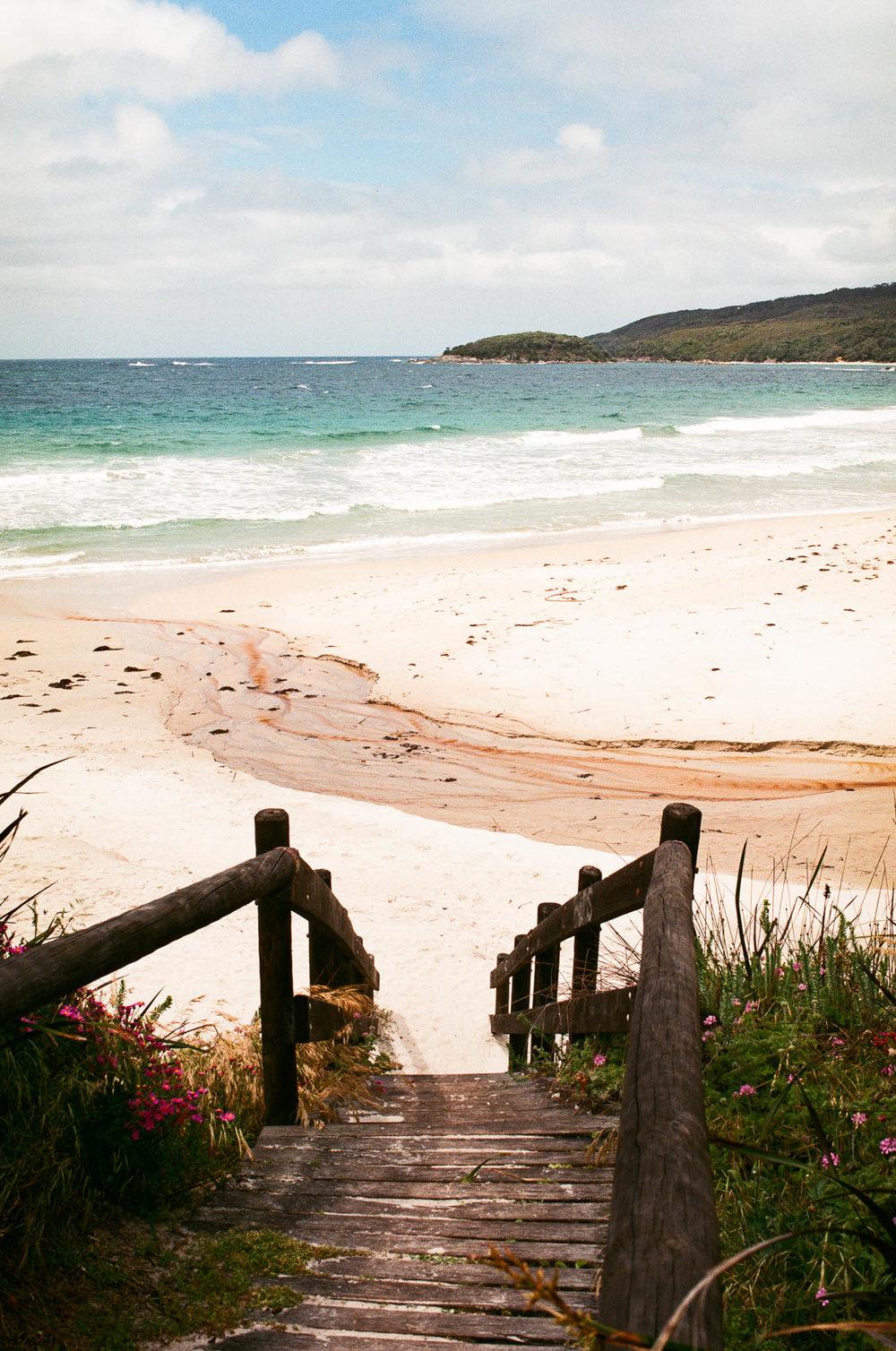Cosy Corner Beach