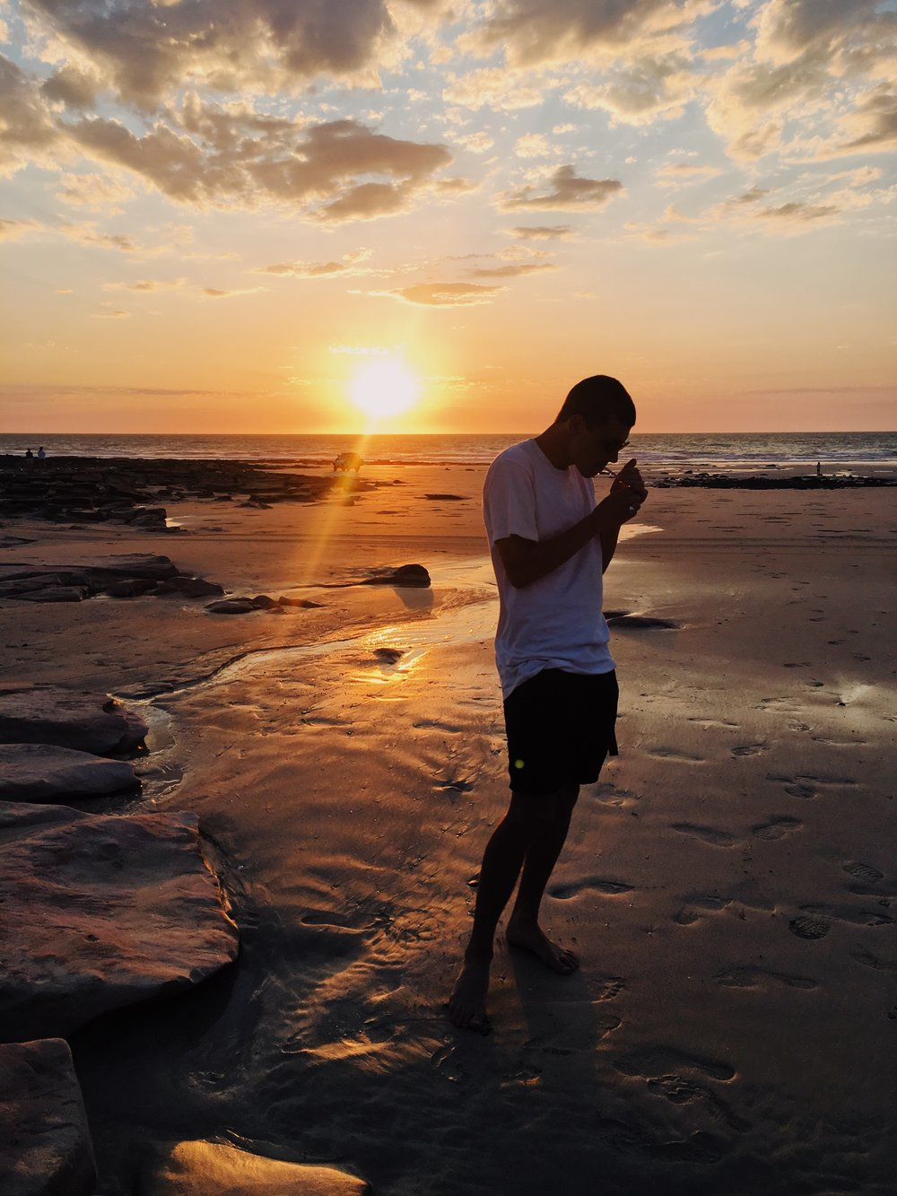 Mark in Broome