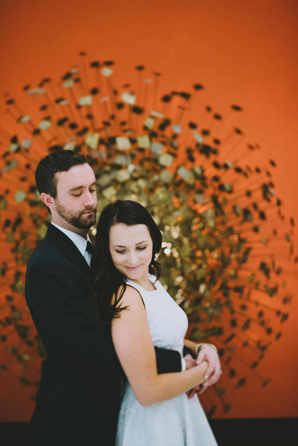 engagements with an installation at the american art museum