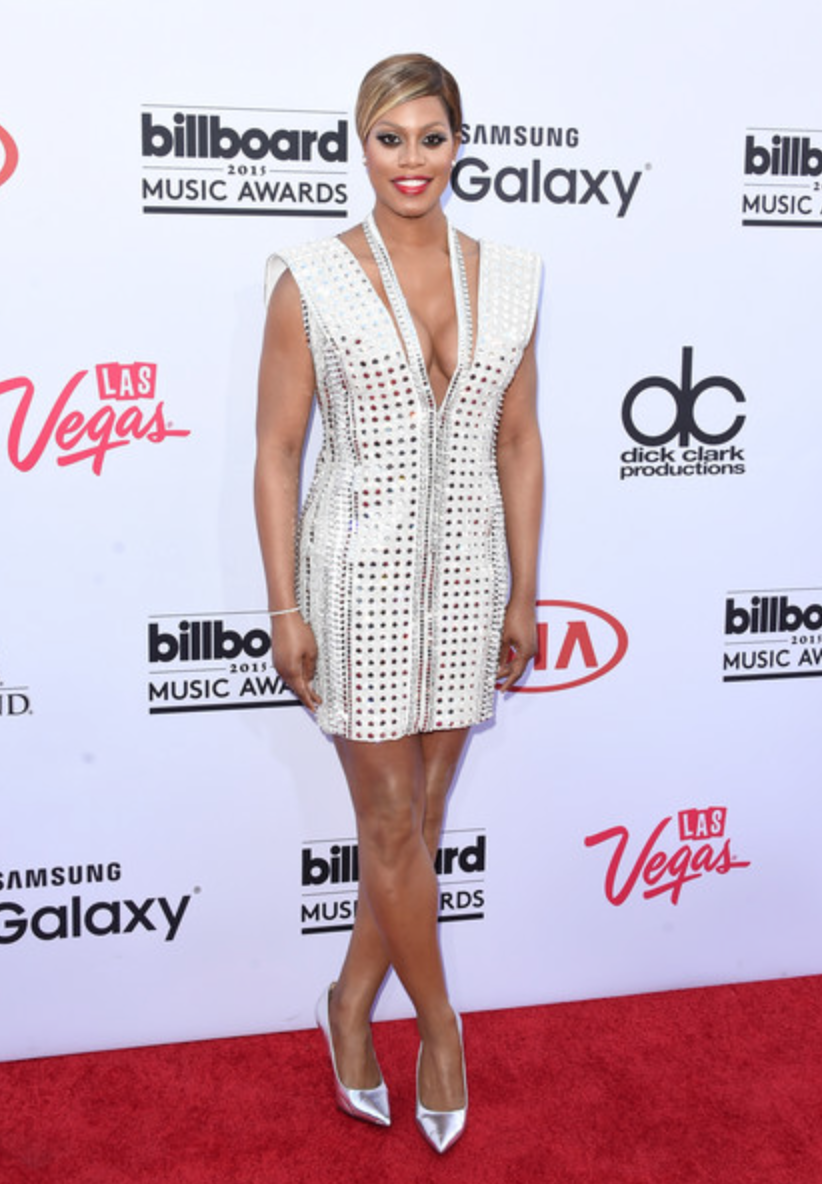 Laverne Cox, Billboard Music Awards 2015