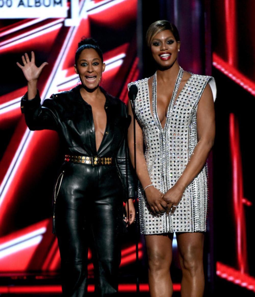 Laverne Cox, Billboard Music Awards 2015