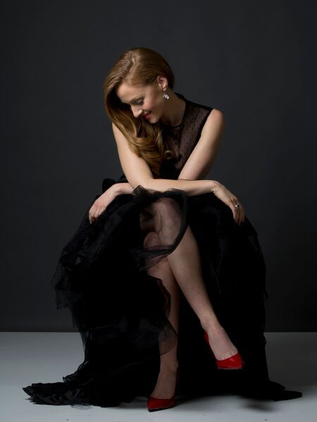 Actress Jennifer Ferrin