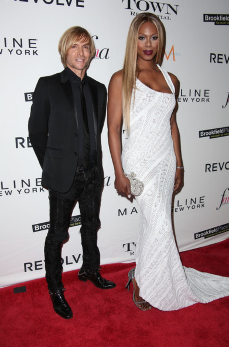Laverne Cox, Fashion Media Awards 2015