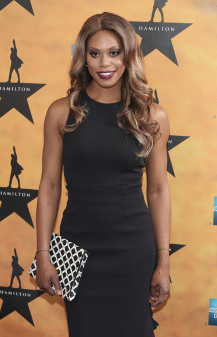 "Laverne Cox, ""Hamilton"" on Broadway Premiere"