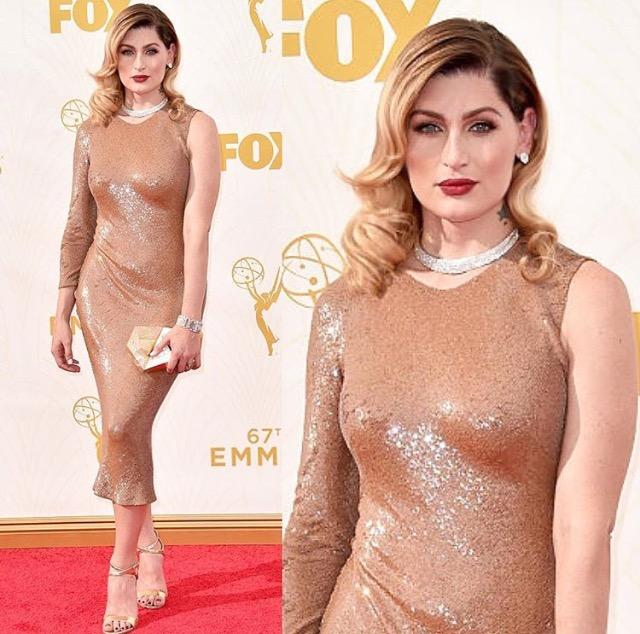 Trace Lysette, Primetime Emmys 2015