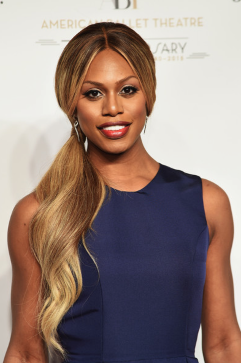 Laverne Cox, Opening Night American Ballet Theater