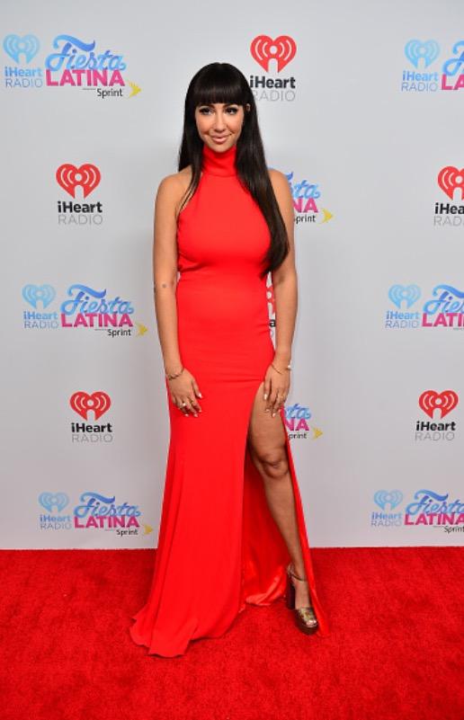 Jackie Cruz, I Heart Radio Concert 2015