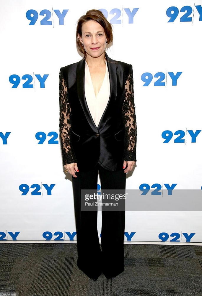 "Lili Taylor, press event for ABC's ""American Crime"""