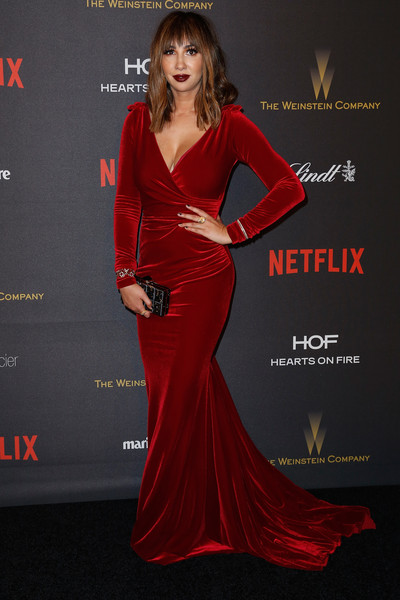 Jackie Cruz, Netflix Golden Globes 2016 event