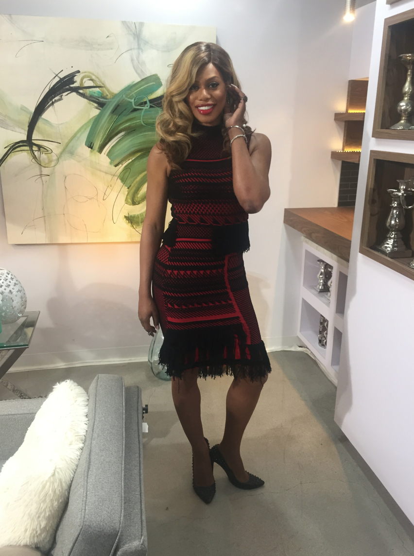 Laverne Cox Access Hollywood Live and Sirius June 2016.png