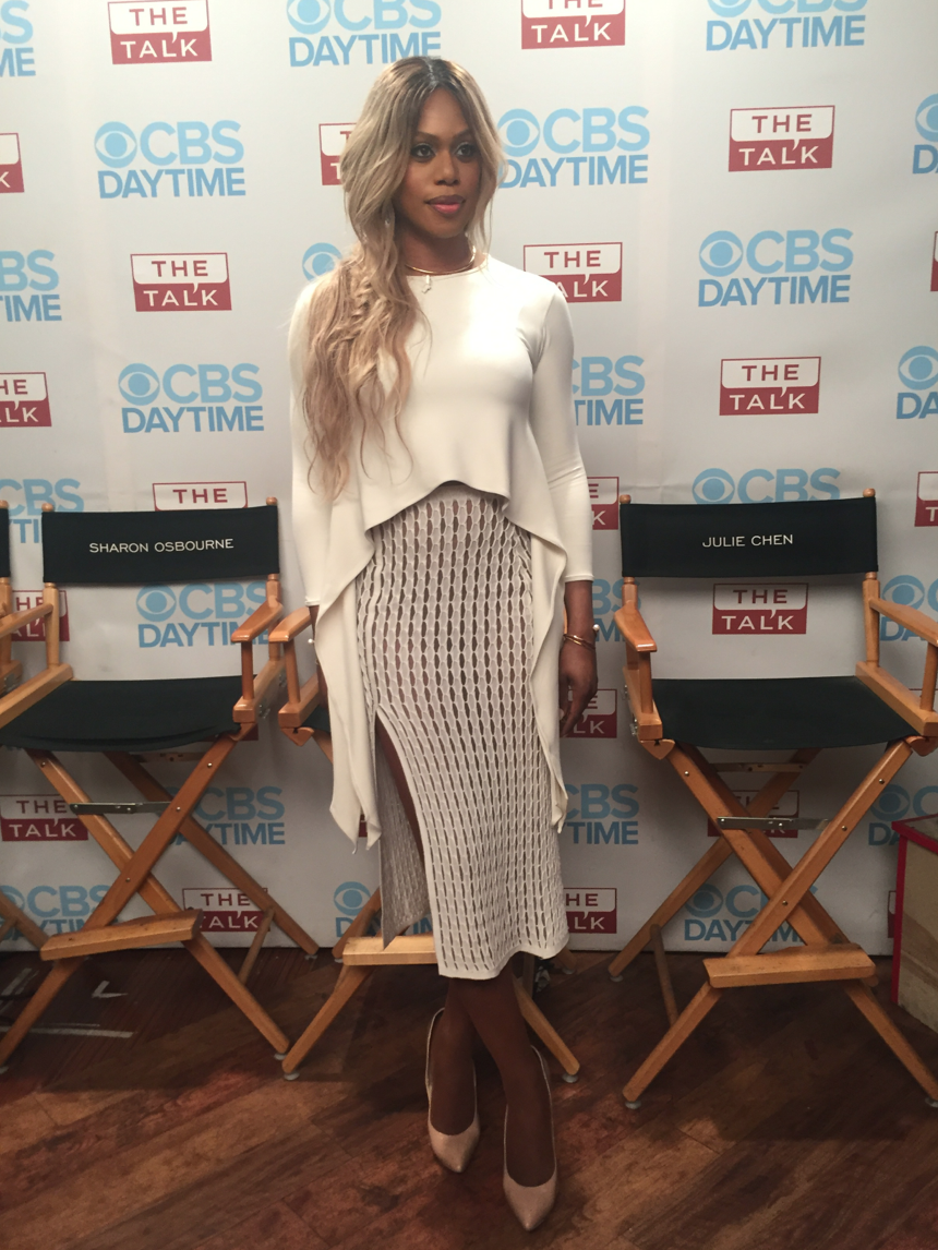 Laverne Cox The Talk June 2016.png