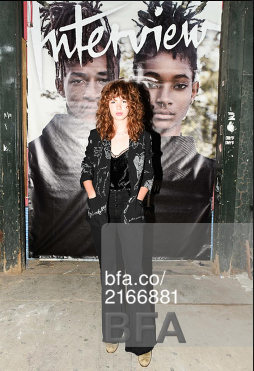 Grace Mitchell NYFW Interview Magazine.png