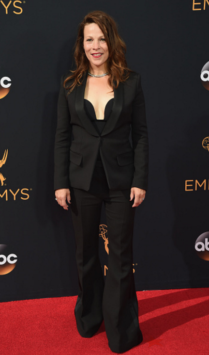 Nominee Lili Taylor at Emmys 2016