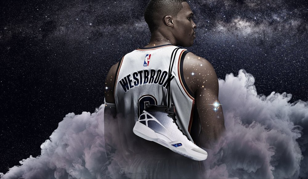 Nike Jordan Russell Westbrook collaboration