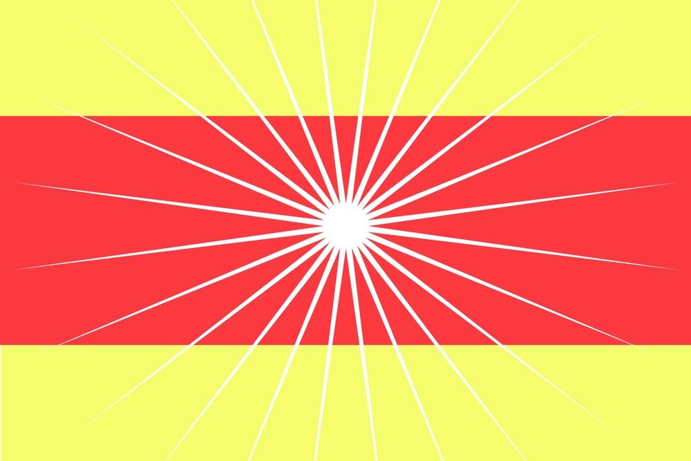 Flag of Jammu-Kashmir