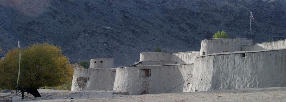 Zorawar Fort. Leh, Ladakh.