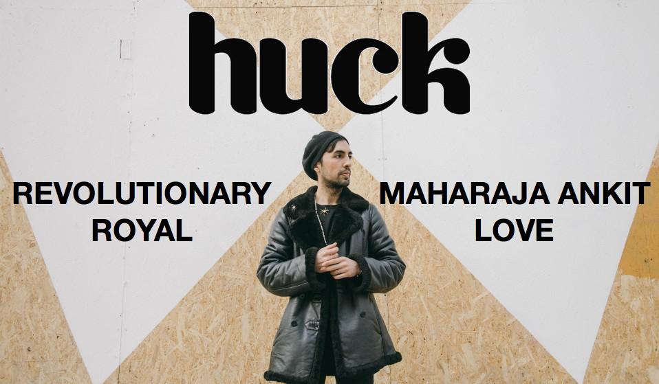 Ankit Love Huck Magazine Royal Maharaja of Jammu and Kashmir.png
