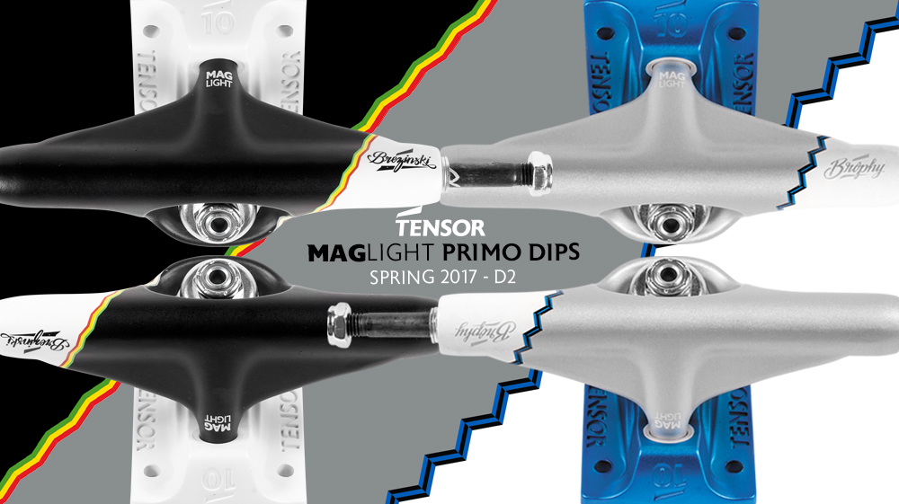 Mag Light Primo Dip Trucks