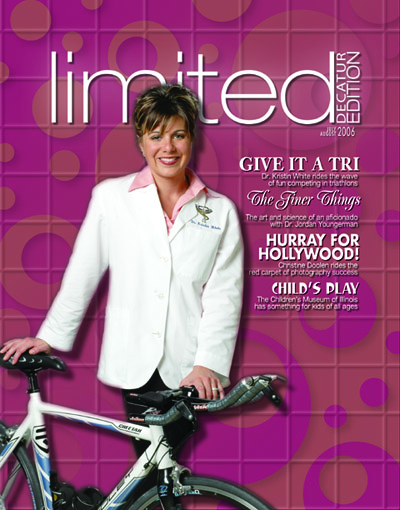 Limited Edition Magazine Cover July/August 2006