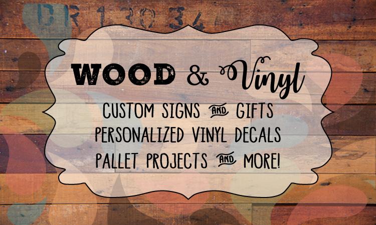 Wood & Vinyl Promo Image