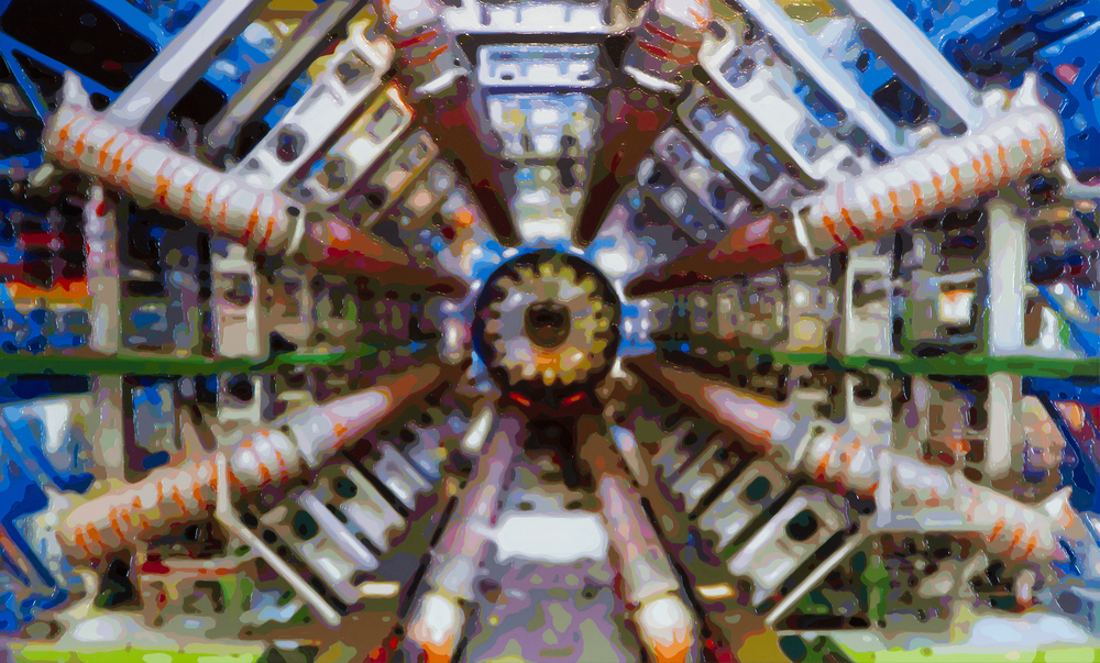 Megadeth Reveal 'Super Collider' Album Art   Preview of New Song ...