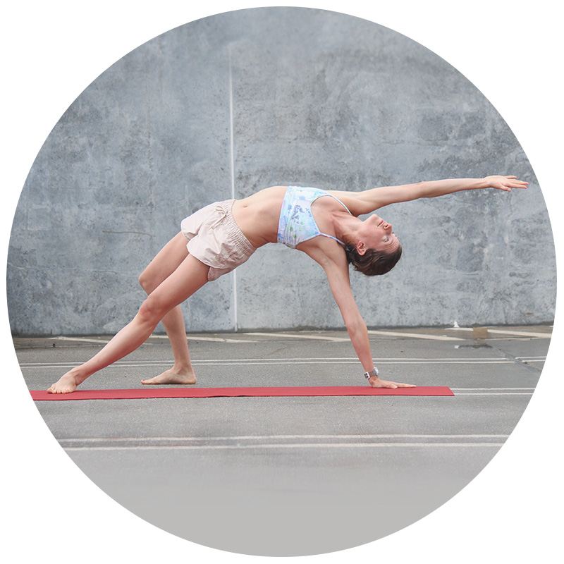 DAY 7: #camatkarasana/#wildthing