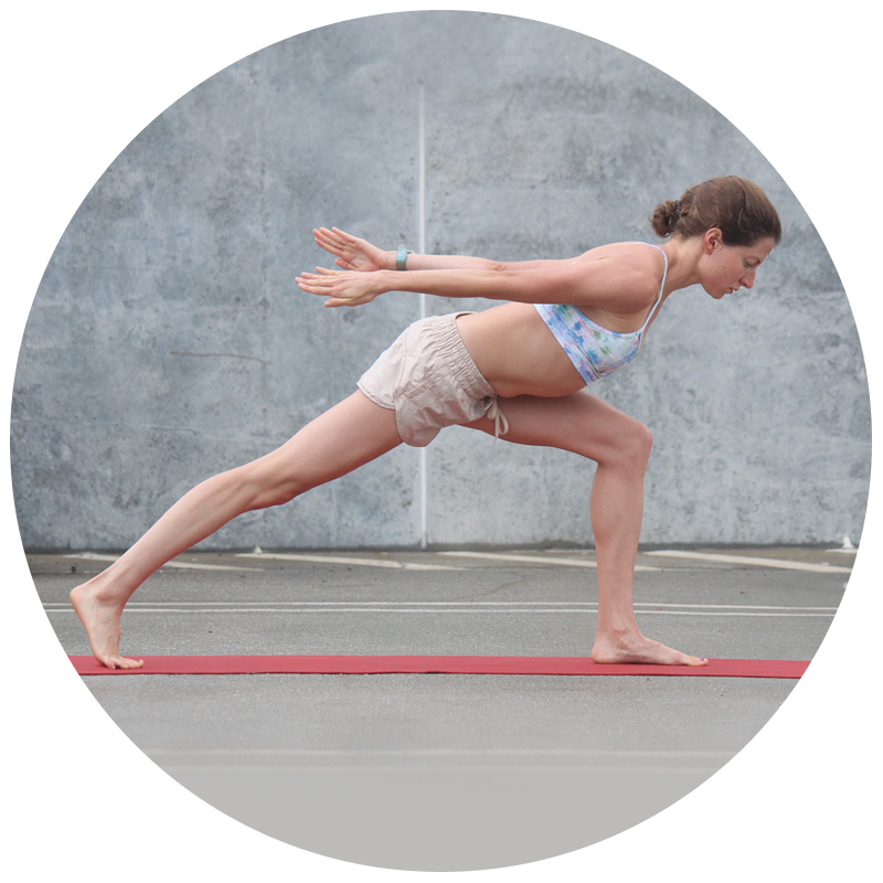 DAY 8: #ANJANEYASANA/#HIGHLUNGE
