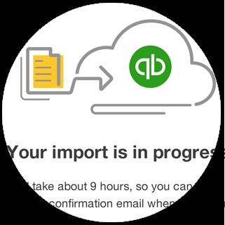 Switch to QuickBooks - Data Migration