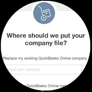 QuickBooks Desktop - Data Migration