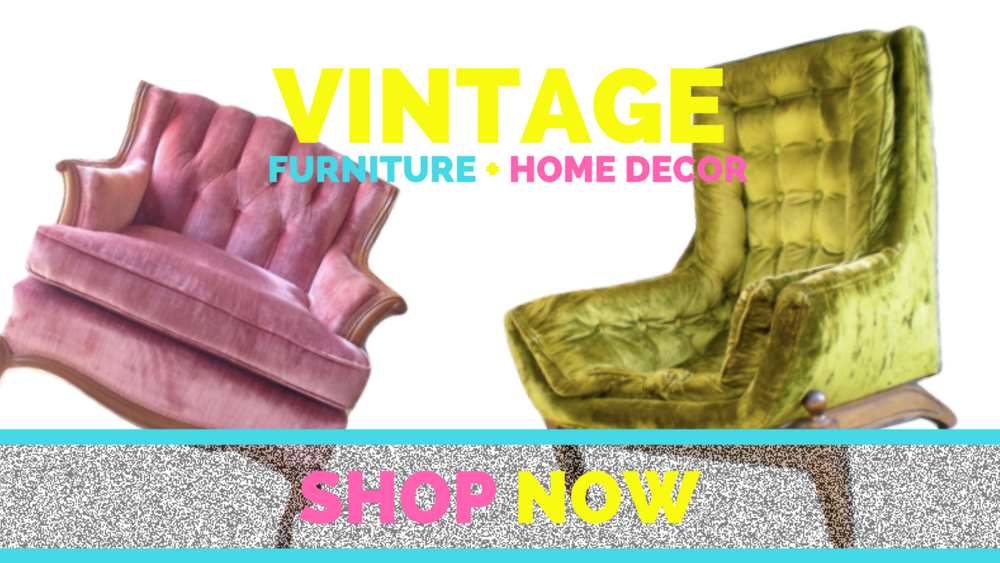 ReRunRoom vintage furniture and home decor seattle