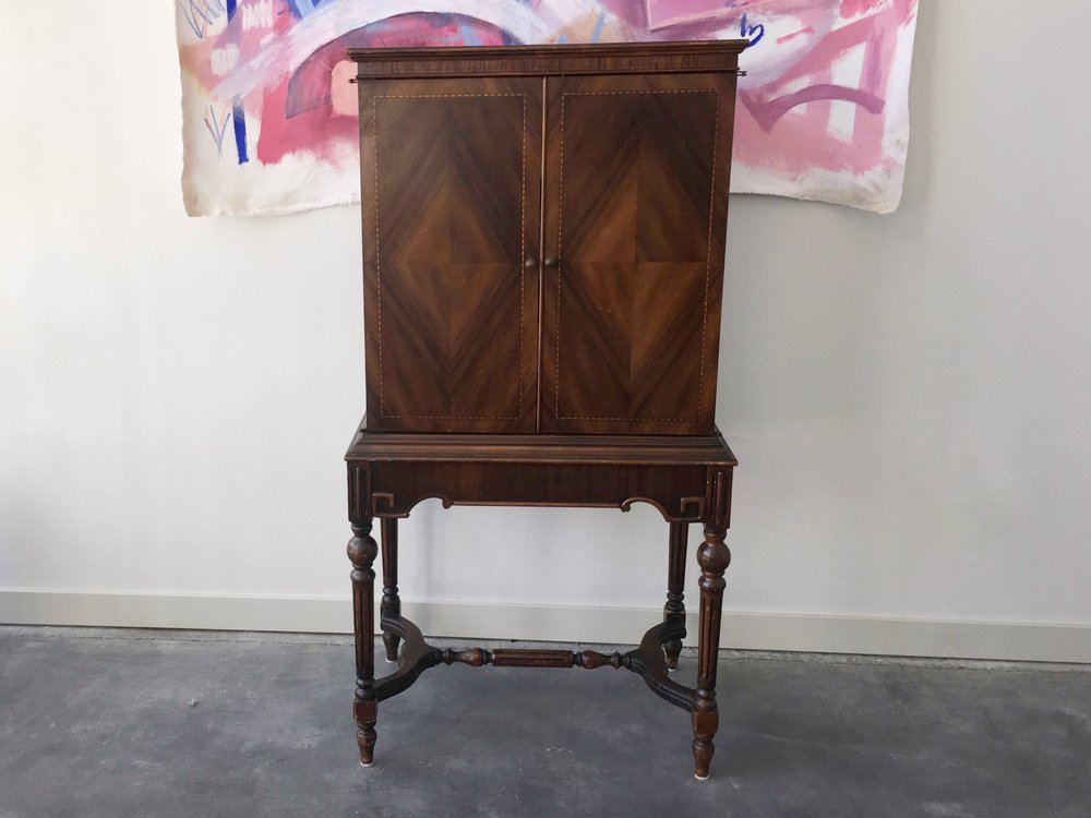 antique cabinet. 375.00 435.00. sale - Antique Cabinet. — ReRunRoom Vintage Furniture + Home Decor