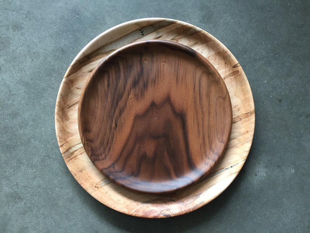 WALNUT & AMBROSIA MAPLE