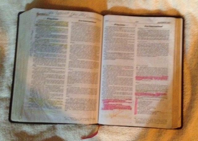 bible highlighted.JPG