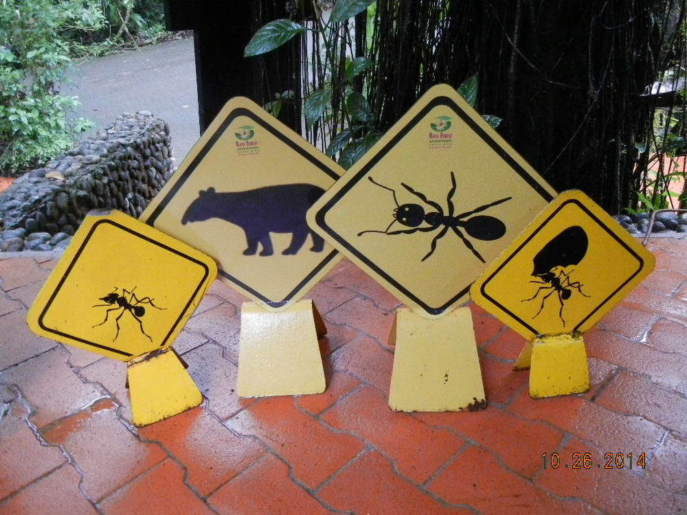 Critter signs
