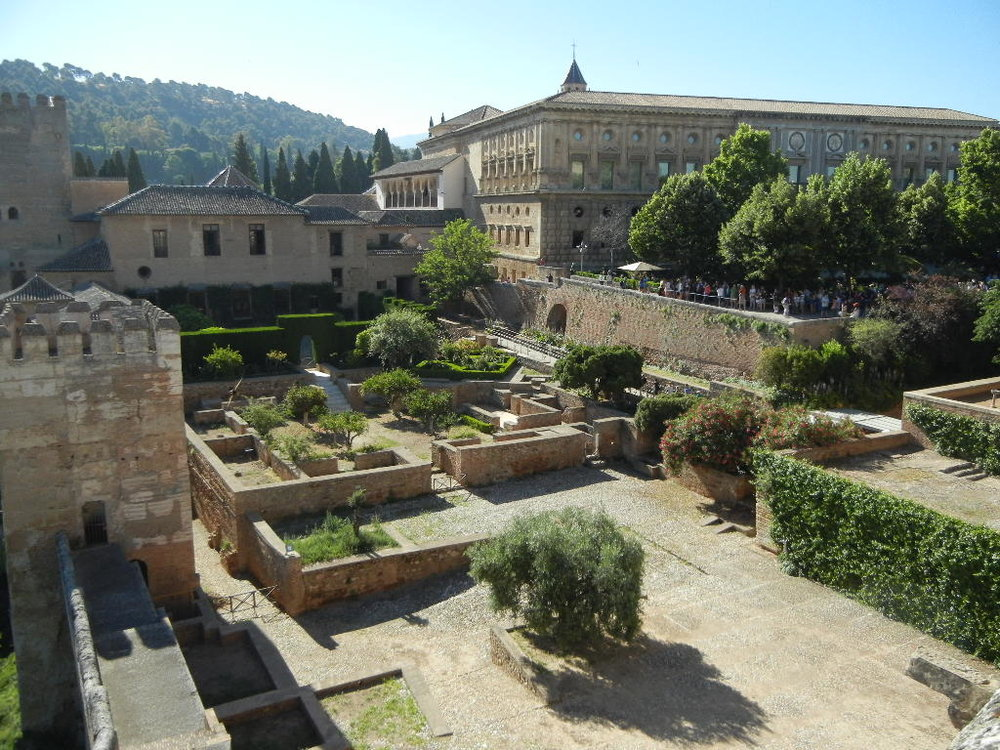 Granada Spain - Alhambra (16).JPG