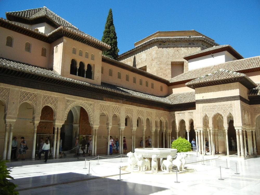 Granada Spain - Alhambra (42).JPG