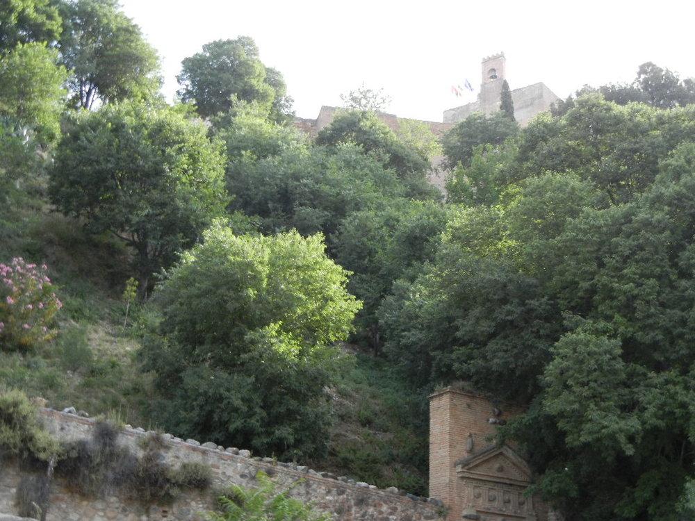Granada View - Apt Window.JPG