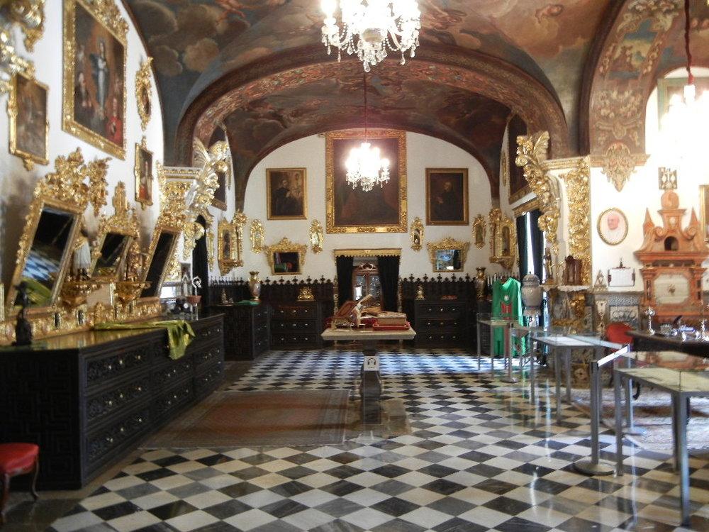 Granada - St John Basilica (1).JPG