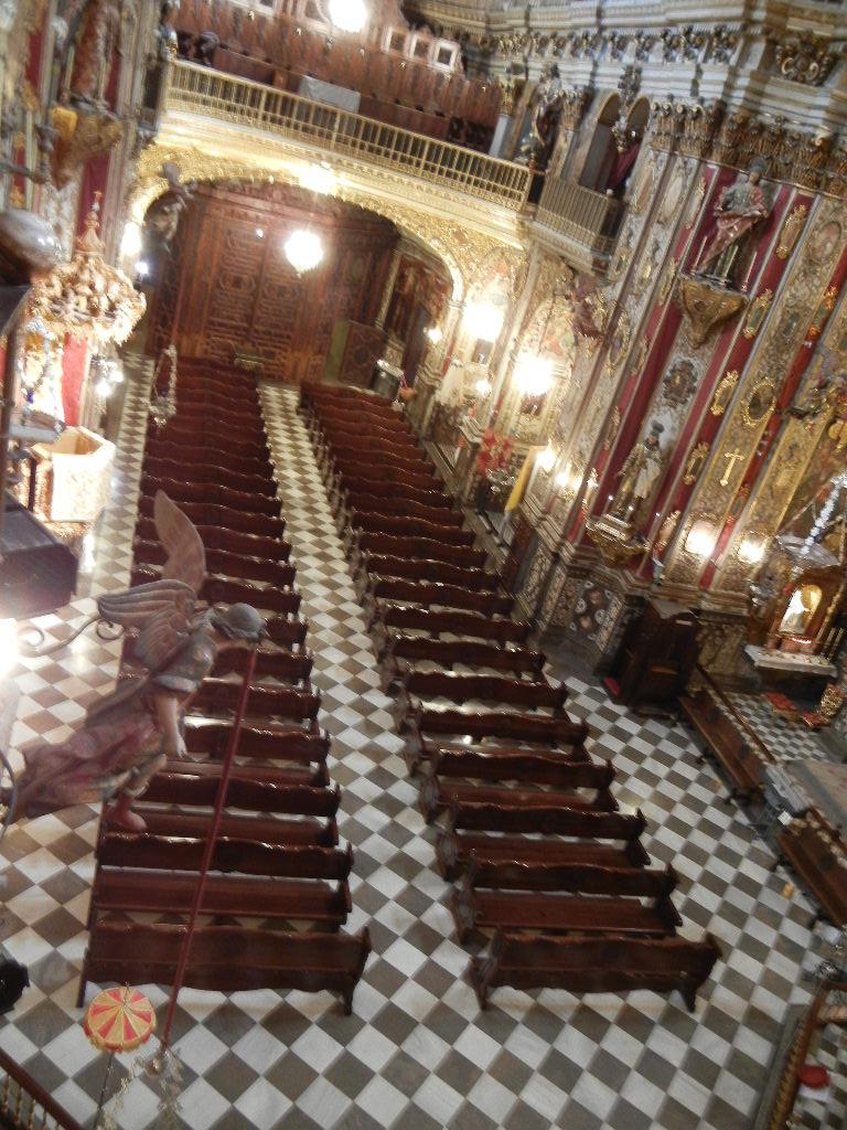 Granada - St John Basilica (6).JPG