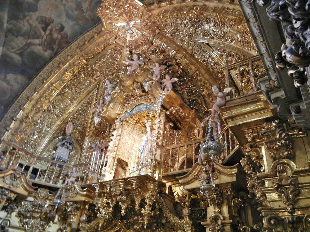 Granada - St John Basilica (5).JPG