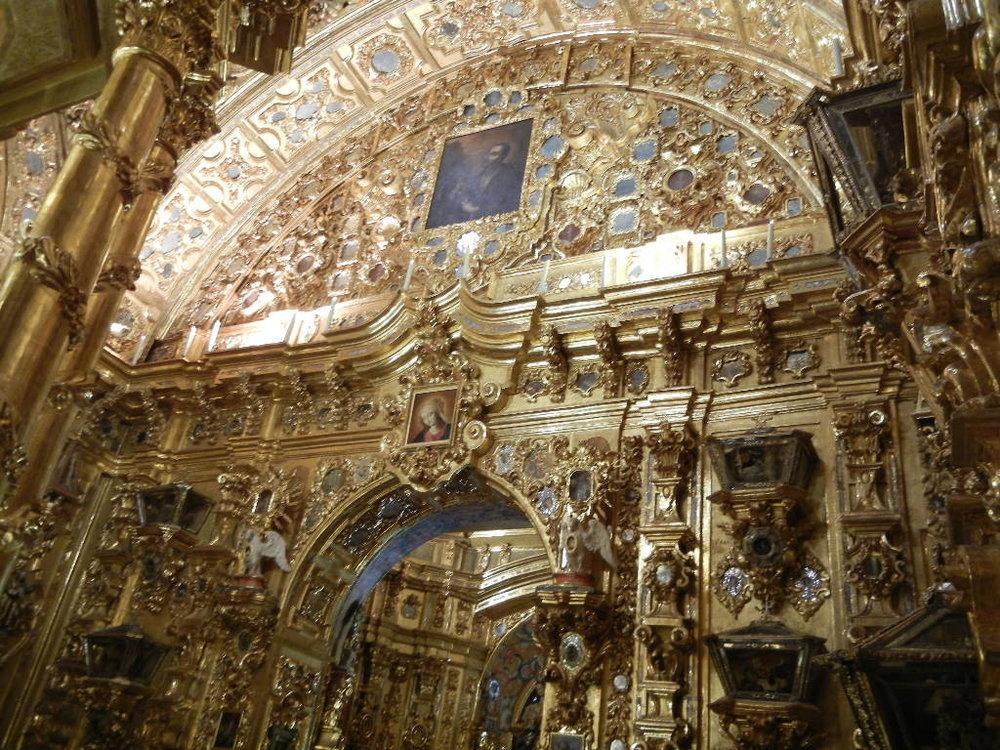 Granada - St John Basilica (8).JPG