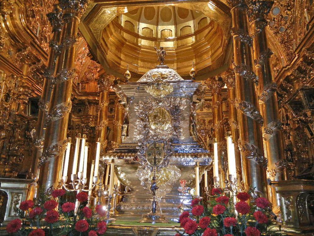 Granada - St John Basilica (10).JPG