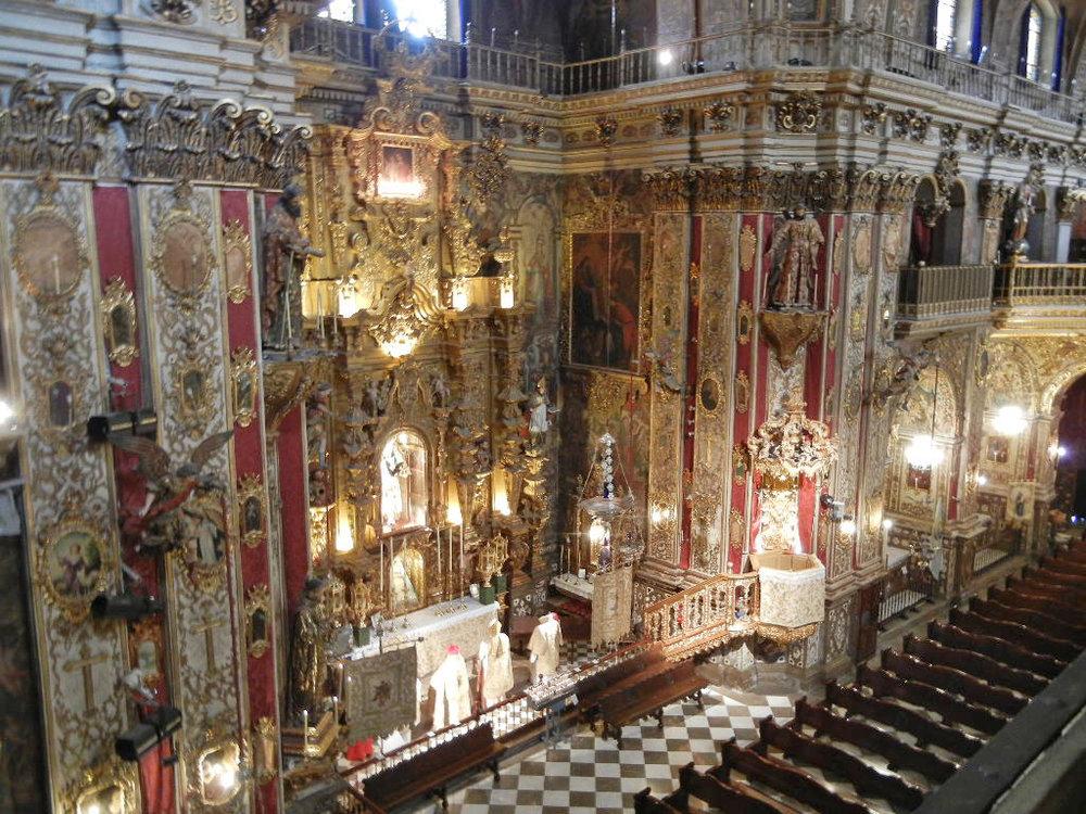 Granada - St John Basilica (17).JPG
