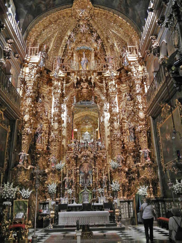 Granada - St John Basilica (21).JPG