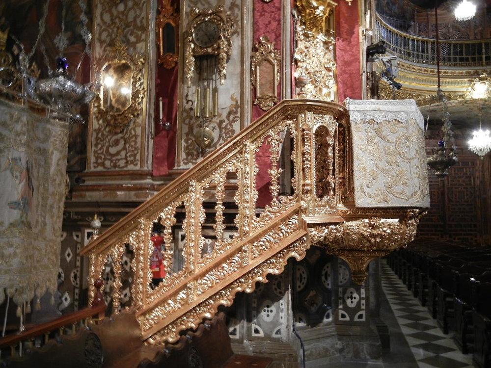 Granada - St John Basilica (26).JPG